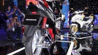 getlinkyoutube.com-Honda Airblade 2016 đầu tiên độ chính hãng cùng hàng hiệu Endurance