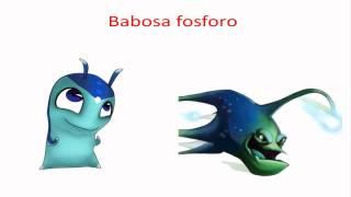 getlinkyoutube.com-Todas las babosas de Bajoterra con sus tranformaciones \\ 100%