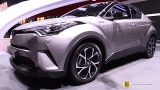 getlinkyoutube.com-2017 Toyota C-HR - Exterior Walkaround - Debut at 2016 Geneva Motor Show