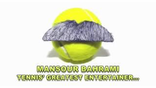 getlinkyoutube.com-MANSOUR BAHRAMI - Tennis' Greatest Entertainer