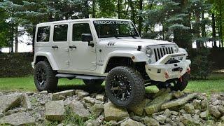 getlinkyoutube.com-SUPERCHARGED Jeep Wrangler Unlimited Sahara - Rocky Ridge Adrenaline In-Depth Walkthrough | 27646T