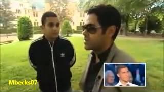 getlinkyoutube.com-Jamel Debbouze et Malik Bentalha   UNFP agent de Eden Hazard