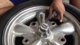 getlinkyoutube.com-Como pulir y sacar brillo a rines de aluminio VW