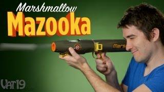 getlinkyoutube.com-Mazooka Marshmallow Bazooka