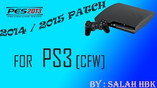 getlinkyoutube.com-[PS3 CFW] PES 2013 |  patch 14/15 Preview [By salah HBK]