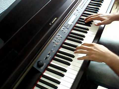 Bryan Adams - Please Forgive Me - Piano Cover