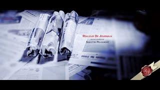 La fouine - Rouleur de journaux