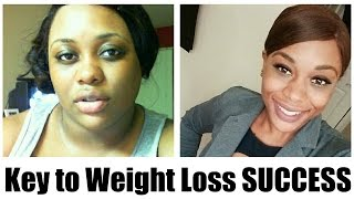 getlinkyoutube.com-Key to MY Weight Loss Success