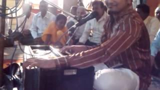 Abhang -Alanka purasi pandurang aale .Bhajan -Ritesh Buva Patil