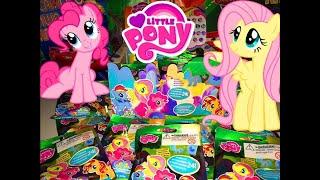 getlinkyoutube.com-Май Литл Пони Пакетики с Сюрпризом игрушечки по мультику MLP,Surprise Packs My Little Pony