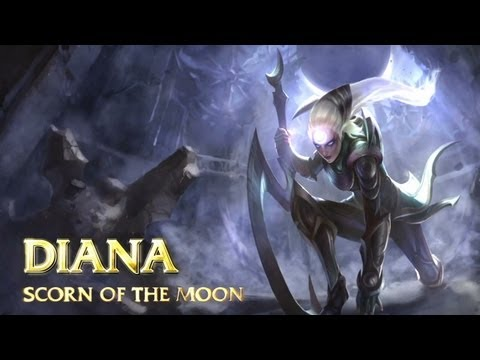 Diana - League of Legends Champion Spotlight Video