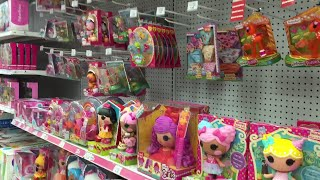 getlinkyoutube.com-Toy Hunting & Shopping: Shopkins Fluffy Baby 12 packs, New Lalaloopsy, Zelfs, Ever After High, MLP