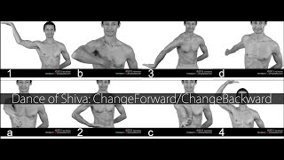 Dance of Shiva Basics Lesson 3: ChangeForward and ChangeBackward Movements