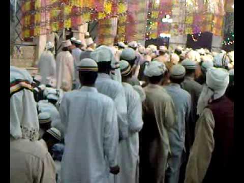 Hazrat Khawaja Sufi Muhammad Naqeeb Ullah Shah (Aurss Naqeebabad Sharif 2009) 1.mp4