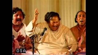 Sansoon Ki Mala Pe SimronPee Ka Naam - Ustad Nusrat Fateh Ali Khan - OSA Official HD Video width=