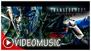 getlinkyoutube.com-Imagine Dragons - Battle Cry Transformers Age of Extinction