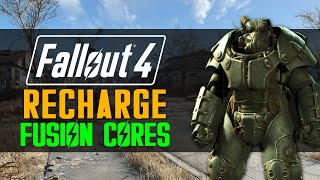 getlinkyoutube.com-[Fallout 4] How to RECHARGE Fusion Cores!