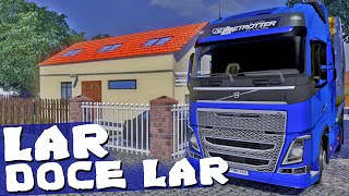 getlinkyoutube.com-Lar Doce Lar - Euro Truck Simulator 2