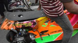 getlinkyoutube.com-Drag Vespa 2015