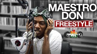 Maestro Don Mans Not Hot 🔥 🔥 🔥  freestyle