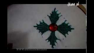 getlinkyoutube.com-تعليم الطرز التركي ببساطة tarz torki Arab Embroidery