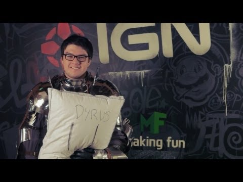 Medieval Dyrus Skin Video - IPL League of Legends