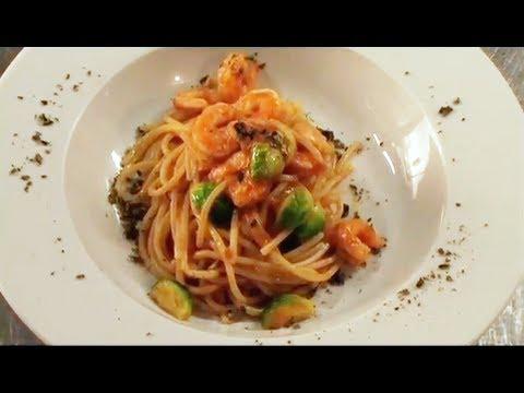 Spaghetti gamberetti e cavolini_uChef_TV