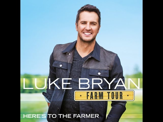 LOVE ME IN A FIELD - LUKE BRYAN  karaoke version ( no vocal ) lyric instrumental