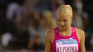 getlinkyoutube.com-Darya Klishina (Long jump)