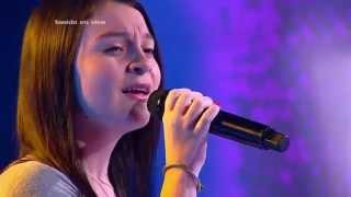 getlinkyoutube.com-Oriana cantó All of me de J. Legend y T. Gad - LVK Col - Audiciones a ciegas - Cap 7 – T2