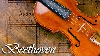 Beethoven Classical Music for Studying, Concentration, Relaxation   Study Music   Violin Music
