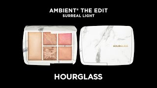 getlinkyoutube.com-EXCLUSIVE! HOURGLASS EDIT - SURREAL LIGHT PALETTE