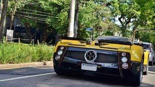 getlinkyoutube.com-Super Carros Acelerando na Av. Europa - 3