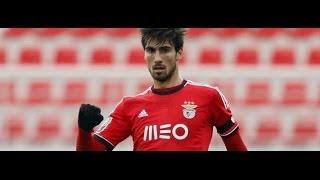 André Gomes - Goals, Skills & Assists (13/14) HD