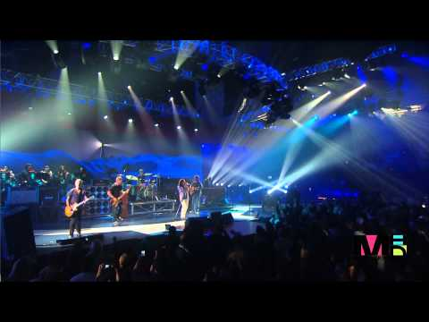 "Pearl Jam VH1 Rock Honors "" Love, Reign O'er Me"" ""The Real Me"" [HD]"