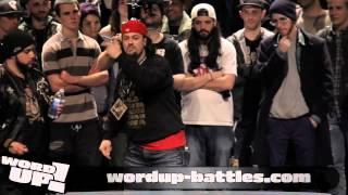 Rap Contenders - Samy Elmousif vs Dony S