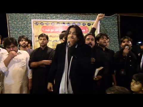 72 Shohada Syed Irfan Haider LIVE at Darbar Sakhi Shah Peyara 20 April 2013 Part 7
