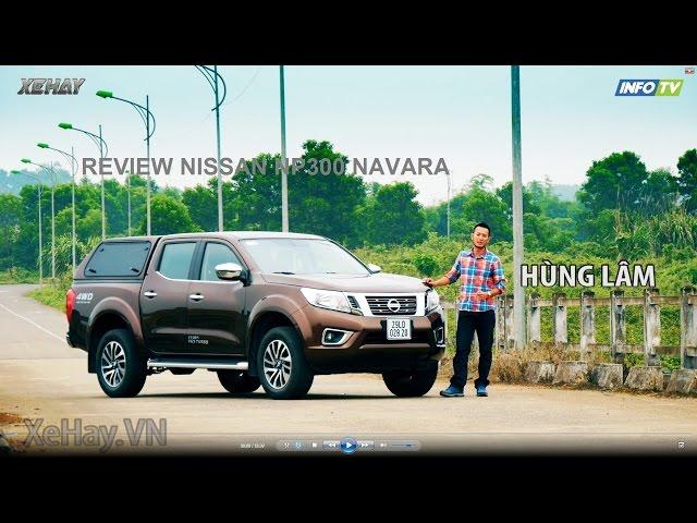Đánh giá Nissan Navara