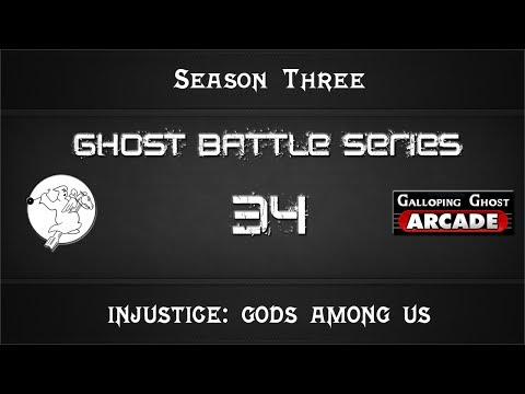 Injustice:GAU Ghost Battle Series # 34 - Rational Jim vs GGA Fill Pops