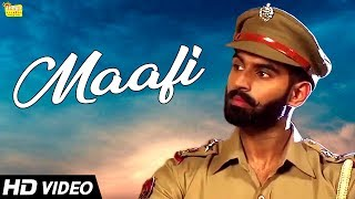 "ਮੁਆਫੀਨਾਮਾ 🙏 Vinaypal Buttar ""Duja Muafinama"" 