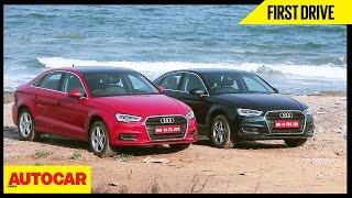 Audi A3   First Drive   Autocar India