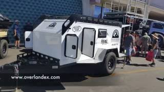 getlinkyoutube.com-composite walled (no wood) teardrop trailer by Overland Explorer :Offroad Expo 2016