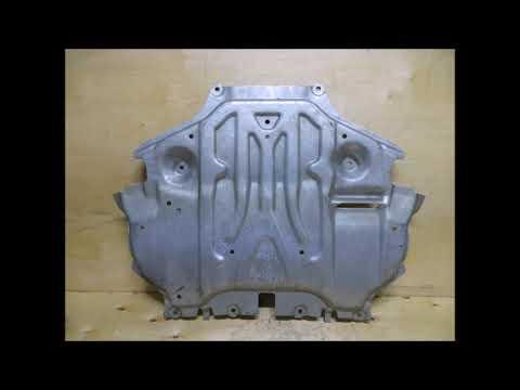 Защита двигателя Mercedes w212 w204 A2125240301