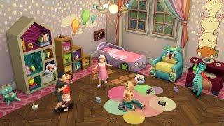 getlinkyoutube.com-The Sims 4 อัพเดทใหม่ มีเด็กหัดเดินแล้ว!   The Sims 4 ครอบครัวใหม่