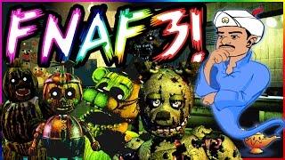 getlinkyoutube.com-The PHANTOM Animatronics! | Five Nights at Freddys 3 AKINATOR EDITION!