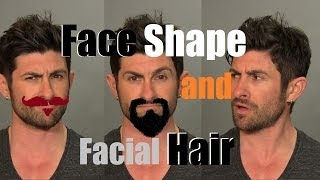 Best Goatee For Face Shape