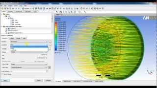 getlinkyoutube.com-Ansys Fluent Tutorial (Basic flow simulation through perforated plate) / Grabcad Request