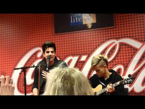 Adam Lambert Trespassing -d8fbekbhNTg