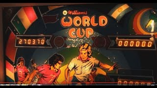 getlinkyoutube.com-1978 Williams WORLD CUP pinball machine