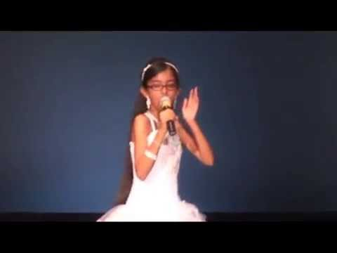 Colors of the Wind: Sajini Weerasekara singing on South Bay Got Talent